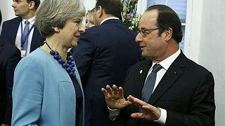 EU leaders begin one-day summit in Malta