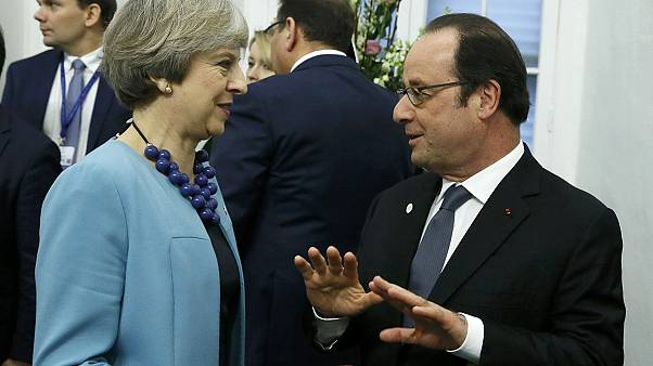 EU leaders begin one-day summit in Malta