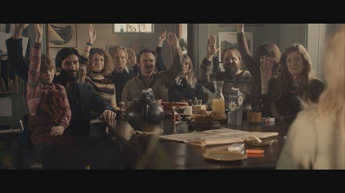 Vinterberg's 'The Commune' collective living and disillusion