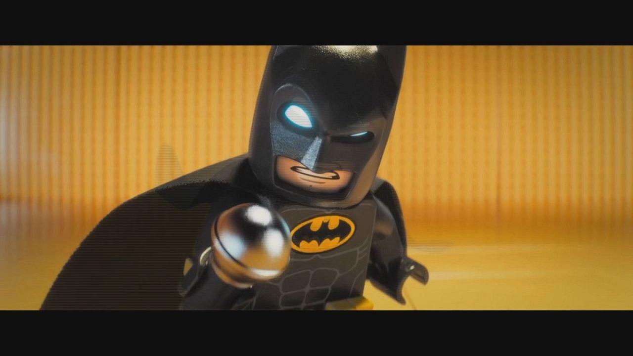Nem csak kockáknak! Lego Batman - A film