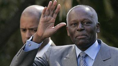 Angola's dos Santos officially confirms retirement after 38 years in charge
