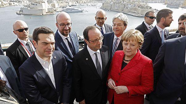 La cumbre de Malta centra la actualidad europea