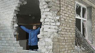 دونتسک زیر آتش سنگین ارتش اوکراین و مخالفان مسلح