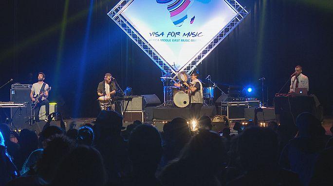 O sucesso da banda palestiniana 47soul