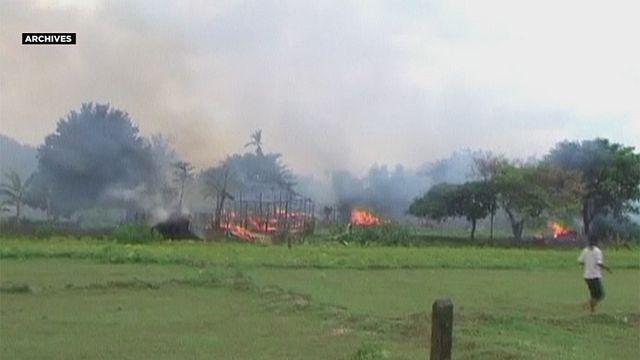 """La ONU evoca una campaña de """"limpieza étnica"""" en Myanmar contra la minoría rohinyá"""