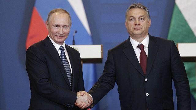 Nem a gáz miatt szeretjük Putyint, hanem önmagáért