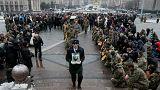 Éjszaka bombázták Donyecket az oroszbarát szakadárok