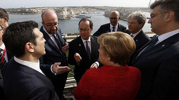 Segítséget ajánl Európa Líbiának