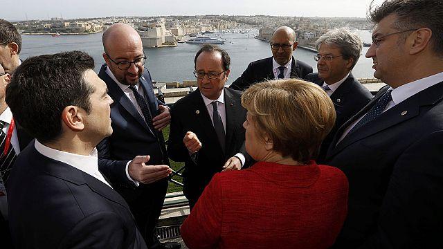 AB göç yolunu kapatmak için Libya'ya para yardımı yapacak