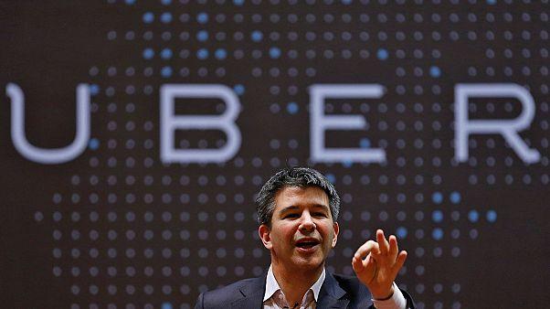 Trumps Wirtschaftsrat ohne Uber-Chef Kalanick