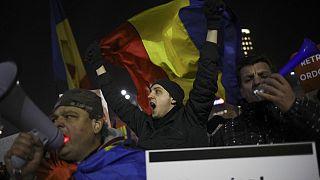 Roménia trava a luta contra a corrupção