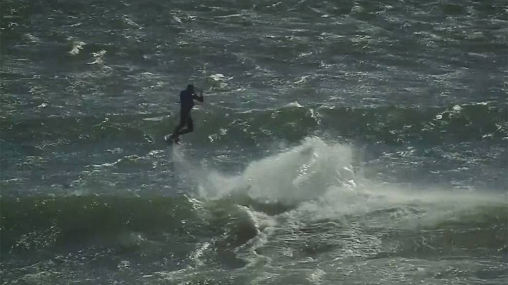 Jacobsen stuns the stars to take King of the Air title