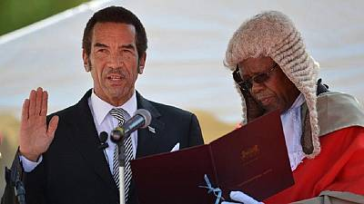 Botswana's opposition parties unite to unseat incumbent in 2019 elections