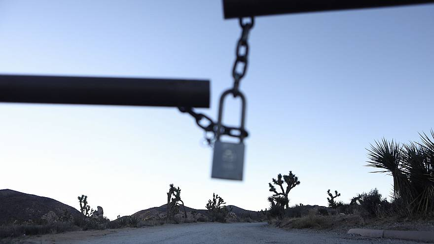 Image: National Parks Threatened As Government Shutdown Continues