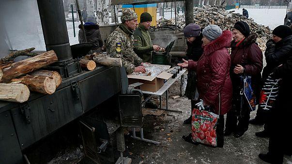 مدينة أفدييفكا الأوكرانية باتت مهددة بأزمة إنسانية
