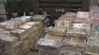 Saisie record de cocaïne en Allemagne