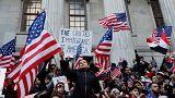 Le décret anti-immigration de Trump bloqué par un juge