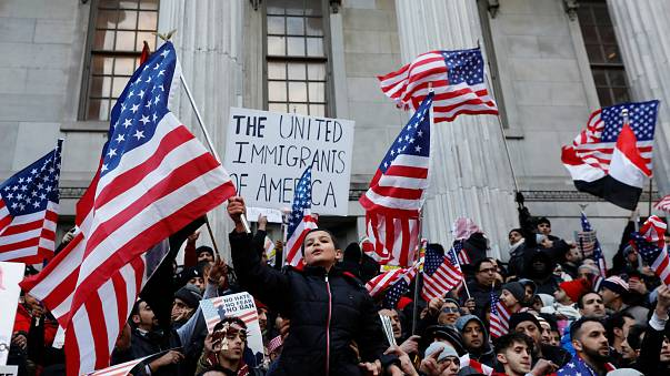 US-Richter stoppt Trumps Einreisebann