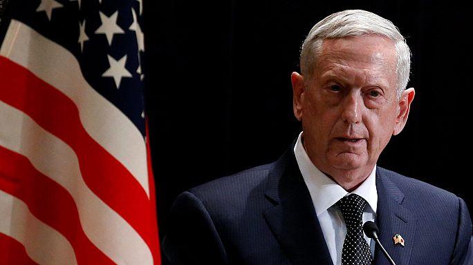Der Iran reagiert auf US-Sanktionen mit Militärmanövern