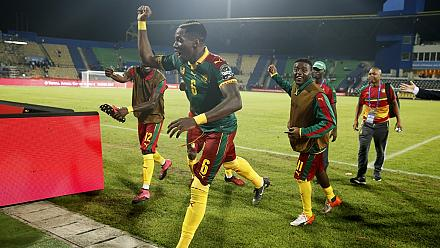 Cameroon to the AFCON final [no comment]