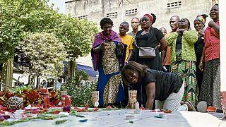 RDC : des supporters de Tshisekedi lui rendent hommage [no comment]