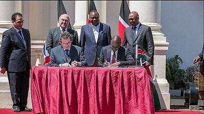Peugeot installe une usine d'assemblage de véhicules au Kenya