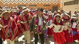 Боливия: Эво Моралес открыл музей Эво Моралеса
