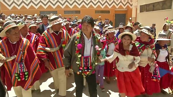 """Boliviens Präsident eröffnet """"Evo-Museum"""" für 6,5 Millionen Euro"""