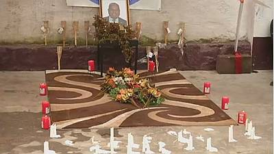 Tshisekedi's death undermines chances of 2017 transition
