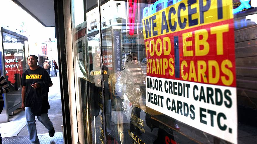 Image: Bloomberg Asks Fed Gov't For Permission To Ban Food Stamp Purchases