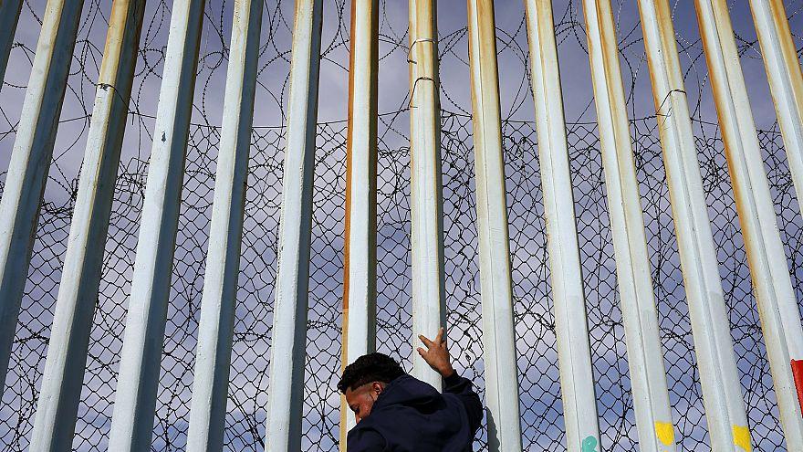 Image: Border Wall