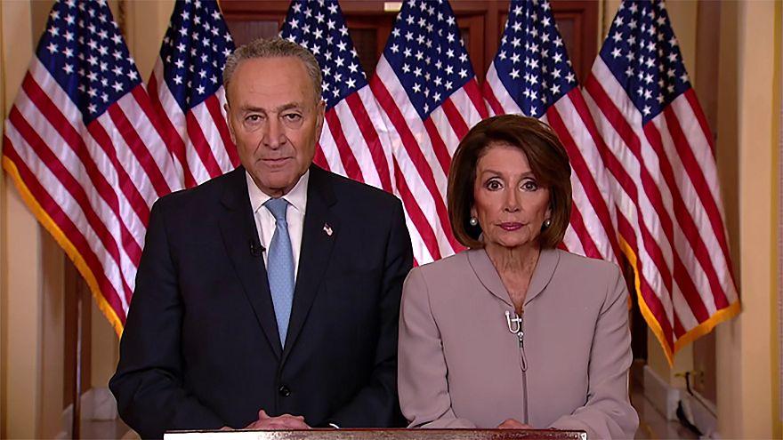 Image: Chuck Schumer, Nancy Pelosi
