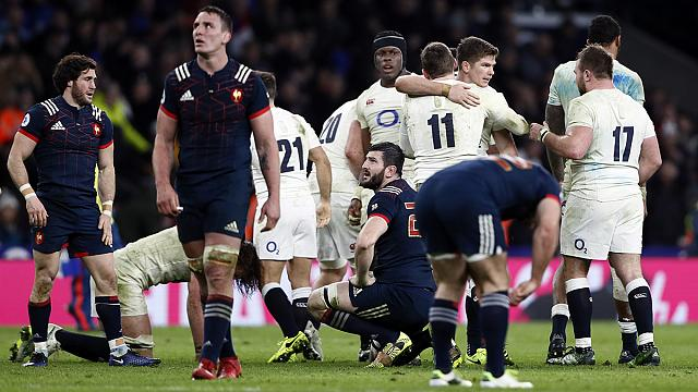 England and Scotland victorious in the Six Nations