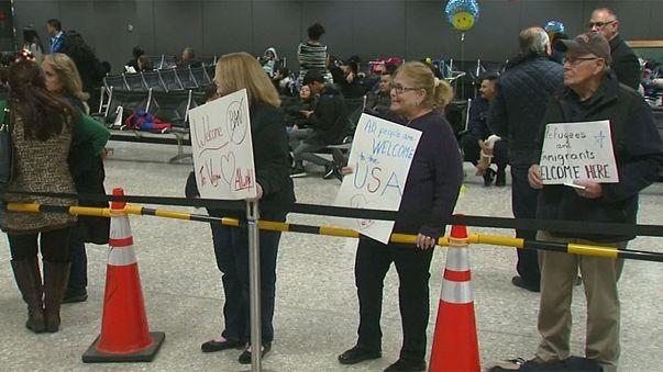 Kihasználják Trump fellebbezését azok, akiket érint az utazási tilalom