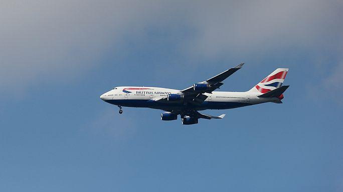 Greve na British Airways a partir de hoje