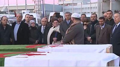 Algerie : hommage aux victimes de la mosquée de Québec