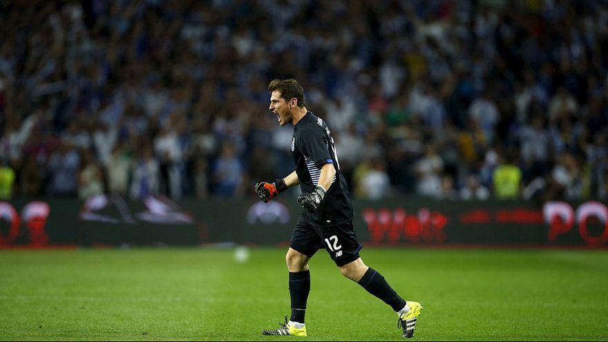 Liga Portuguesa: Porto sofre mas derrota Sporting e bem pode agradecer a Casillas
