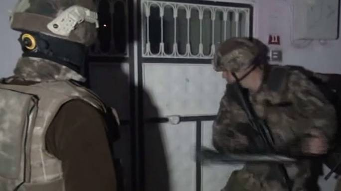 Maxi-retata contro l'ISIL in Turchia: oltre 400 fermi