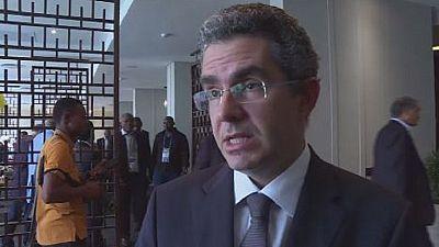 """Football africain : le SG de la CAF satisfait d'une """"évolution positive"""""""