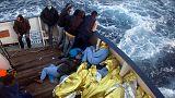 Flüchtlingsdramen im Mittelmeer
