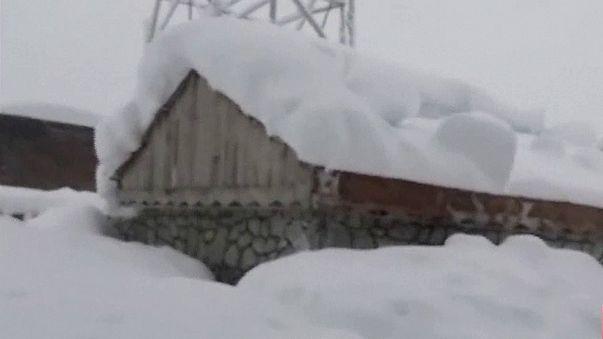 Viele Tote bei Schneechaos in Afghanistan und Pakistan