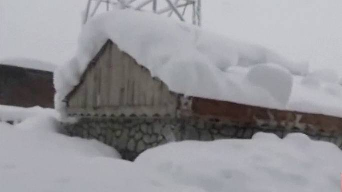 Afghanistan: Taliban 'engages in rescue efforts' after deadly snowfall