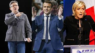 French election campaigns heating up