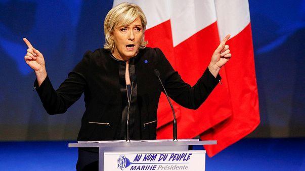 """Unter Marine-Le-Pen-Anhängern: """"Wir haben hier das Sagen"""""""