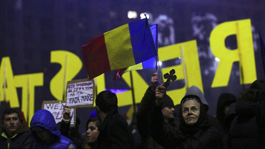 Rallies in Romania despite repeal of contentious corruption decree
