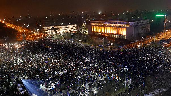 How Romania is developing its own culture of protest: view