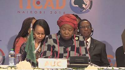 Nkosazana Dlamini-Zuma launches presidential campaign