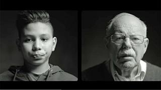 Watch: What have these child refugees 80 years apart got in common?