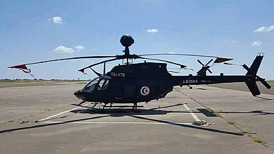 Tunisia gets 6 US combat helicopters to fight 'terror'