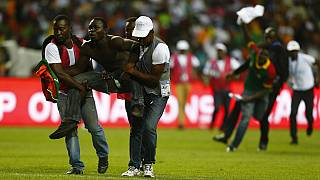Cameroonians celebrate AFCON win on and off-field (Photos)